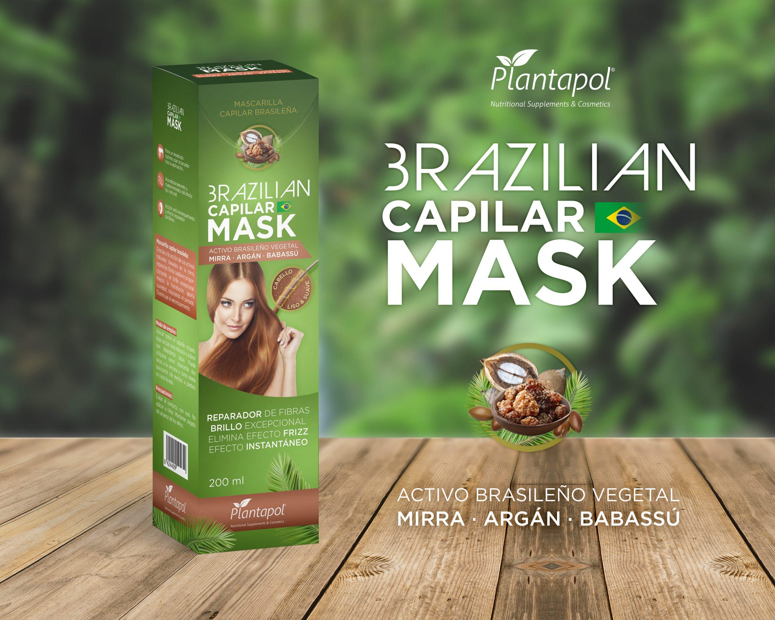 Masque Capilar Brésilien Plantapol
