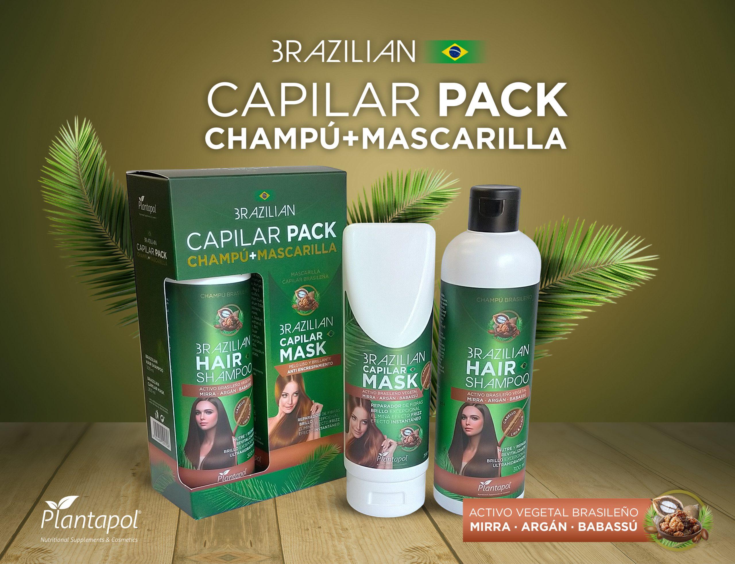 Brazilian Capilar Pack
