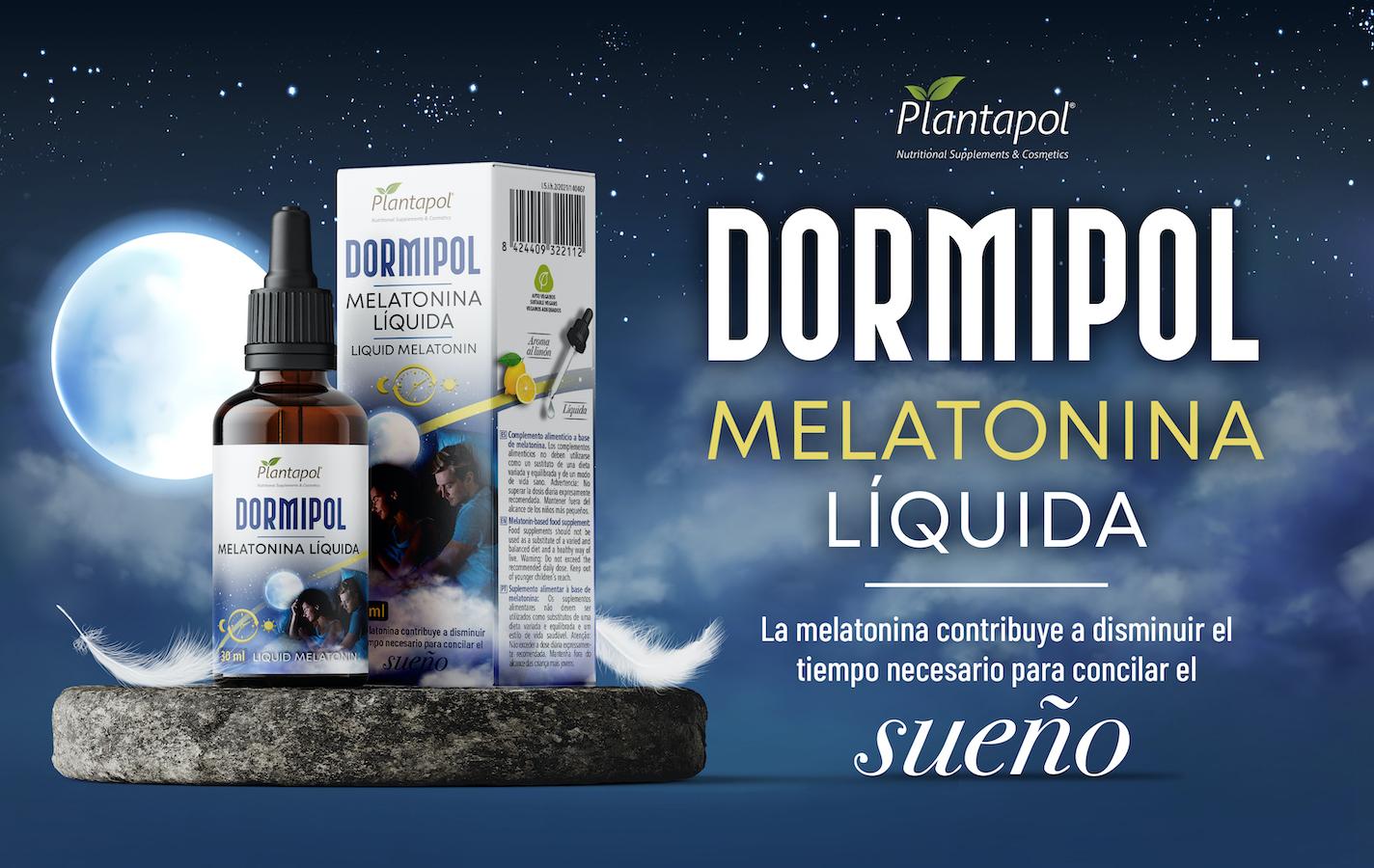 Dormipol Melatonina líquida